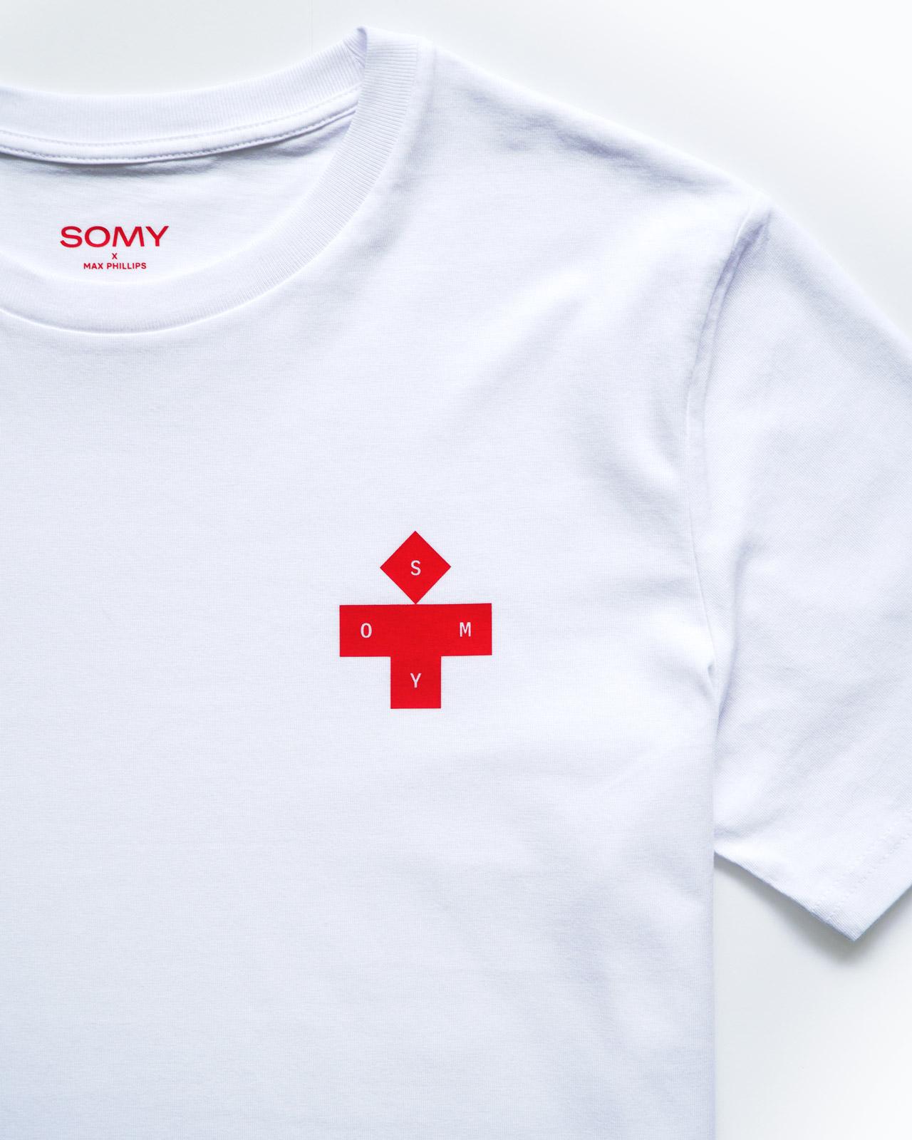 SOMY x Max Phillips, SOMY x Max Phillips Signal Type Foundry, SOMY x Max Phillips T-Shirt, SOMY x Max Phillips tee, SOMY x Max Phillips tshirt, Ireland, SOMY t-shirt, SOMY Artist Series t-shirt, SOMY Artist Series tshirt, SOMY artist series tee, SOMY artist series, SOMY clothing, SOMY clothing brand Ireland, SOMY Ireland, SOMY is a design driven lifestyle brand, SOMY lifestyle, SOMY skateboarding Ireland, SOMY Skatewear Ireland, SOMY Streetwear Ireland, SOMY style, SOMY Surfwear Ireland, graphic t-shirt, graphic tshirt, graphic tee