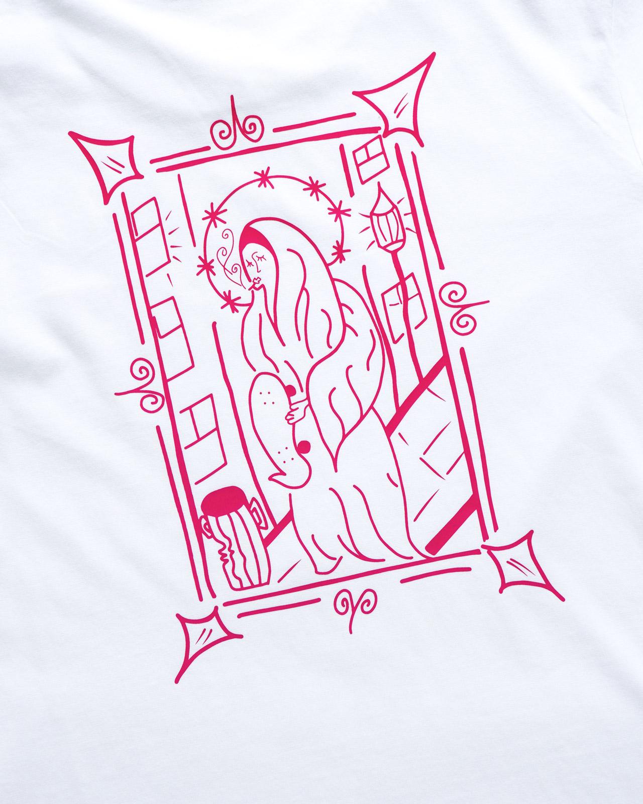 Jose M Bonillo, SOMY x Jose M Bonillo T-Shirt, SOMY x Jose M Bonillo TShirt, SOMY x Jose M Bonillo tee, Ireland, SOMY t-shirt, SOMY Peter Omdal, SOMY Artist Series t-shirt, SOMY Artist Series tshirt, SOMY artist series tee, SOMY artist series, SOMY x Ross Carvill, SOMY clothing, SOMY clothing brand Ireland, SOMY Ireland, SOMY is a design driven lifestyle brand, SOMY lifestyle, SOMY skateboarding Ireland, SOMY Skatewear Ireland, SOMY Streetwear Ireland, SOMY style, SOMY Surfwear Ireland